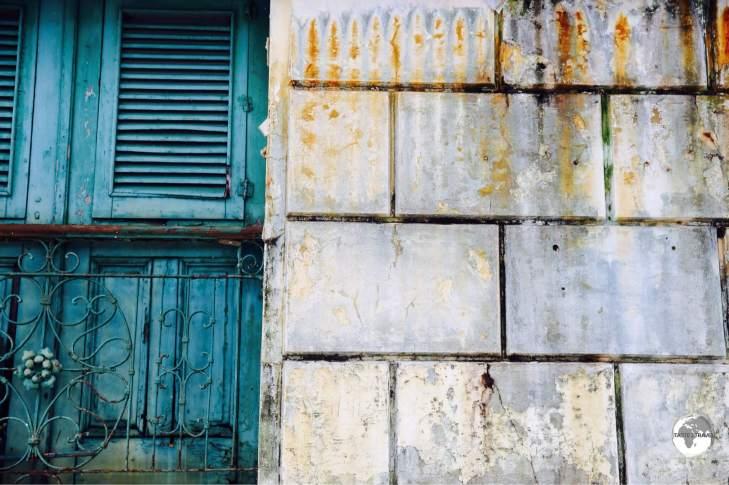 Old town charm, Panama City.