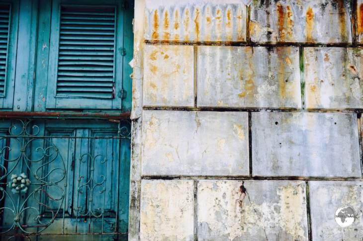 Panama Travel Report: Panama City old town.