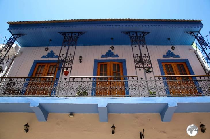 Casco Antiguo, Panama City.