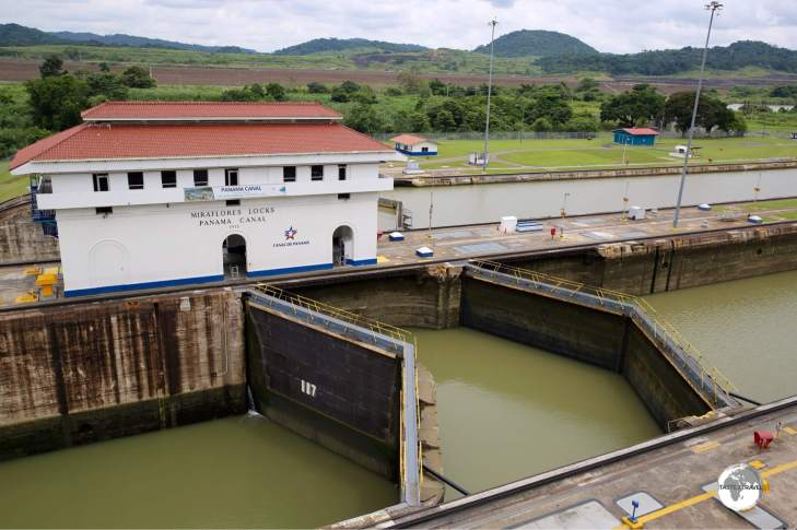 Miraflores Locks (now the old locks) – located a short drive from Panama City