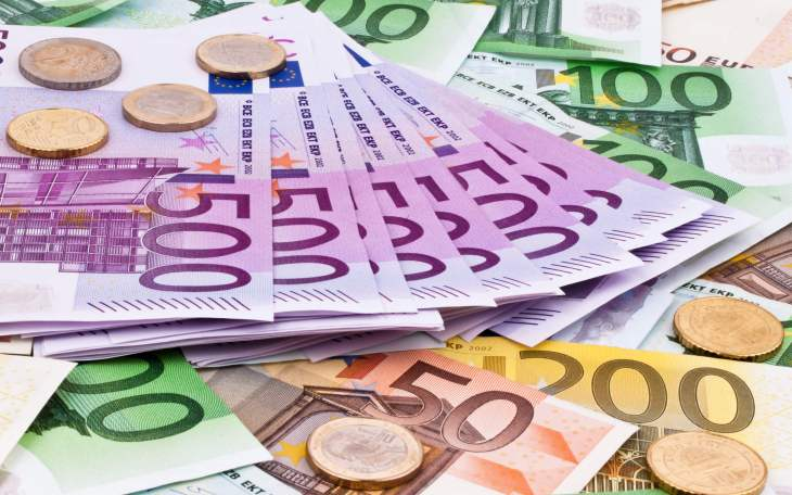 The Euro is the official currency in French St. Martin.