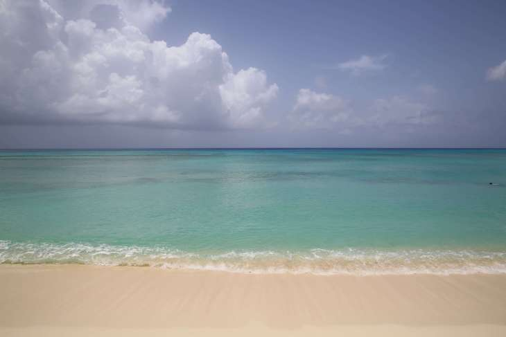 West Bay Beach, Grand Cayman.