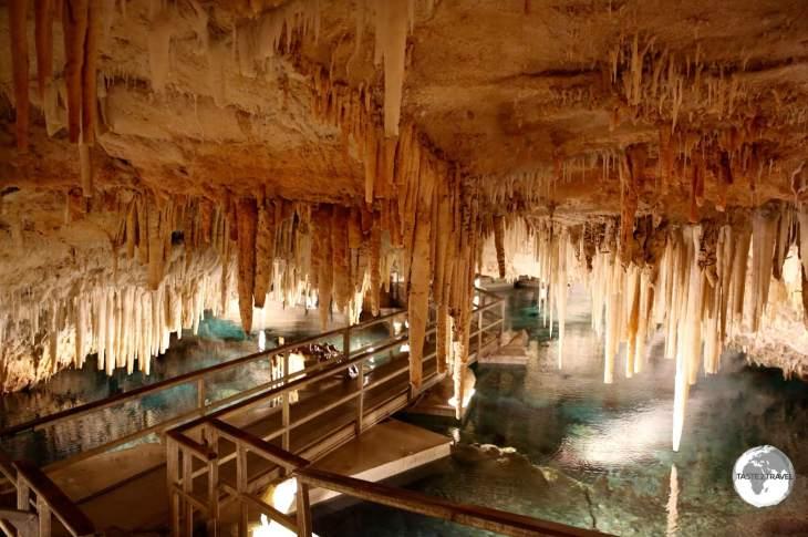 Fantasy Cave, Bermuda.