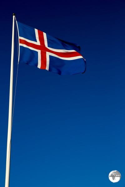 The Icelandic Flag.