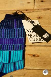 'Made in Iceland' socks on sale for US$39.