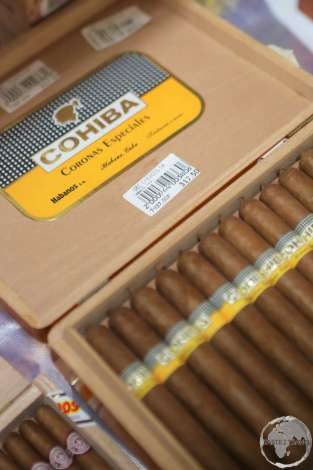 The Cohiba brand was created in the 1960's by Fidel Castro.