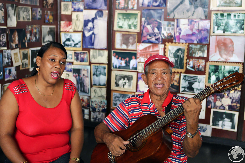 Live music at Casa de La Trova.