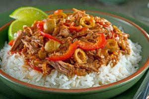 Ropa Vieja. Source: www.kitchenme.com