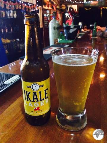 Beer # 4 of my Billfish tasting - Ikale.