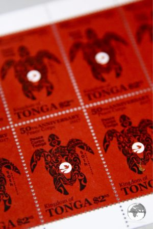 Tongan stamps are available for purchase from the Nuku'alofa Post Office.