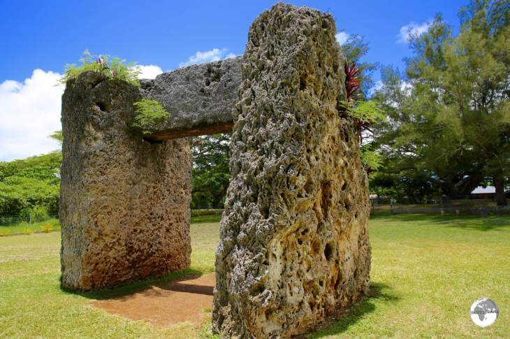 "The ""Ha'amonga 'a Maui"" stands as an impressive monument to the ingenuity of the ancient Polynesians."