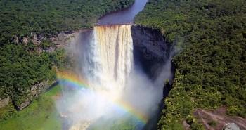Kaieteur Falls, Guyana.