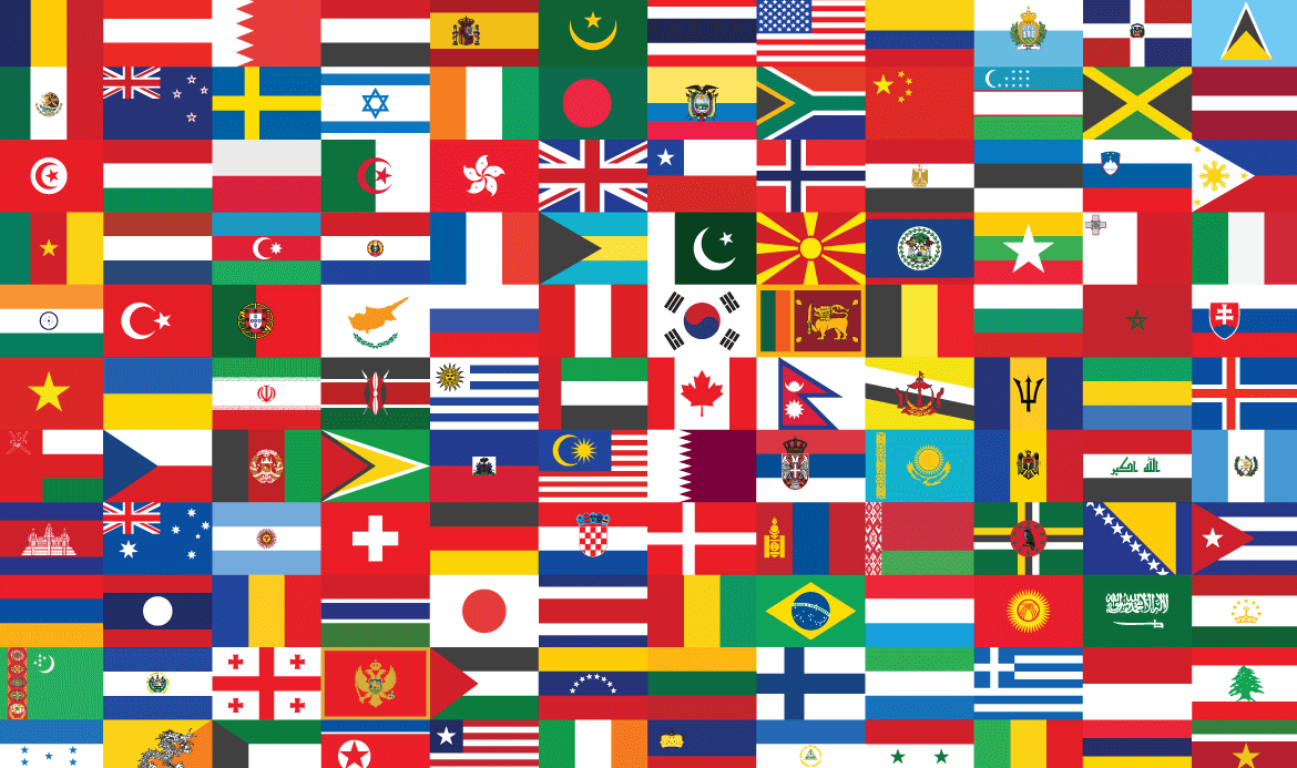 Travel Quiz 08: Territorial Flags of the World
