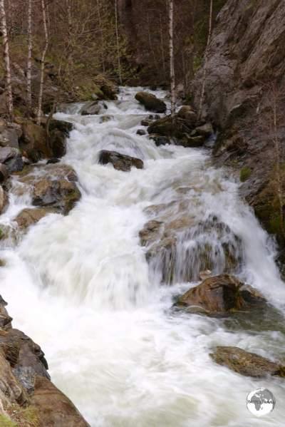 River Os, Andorra.