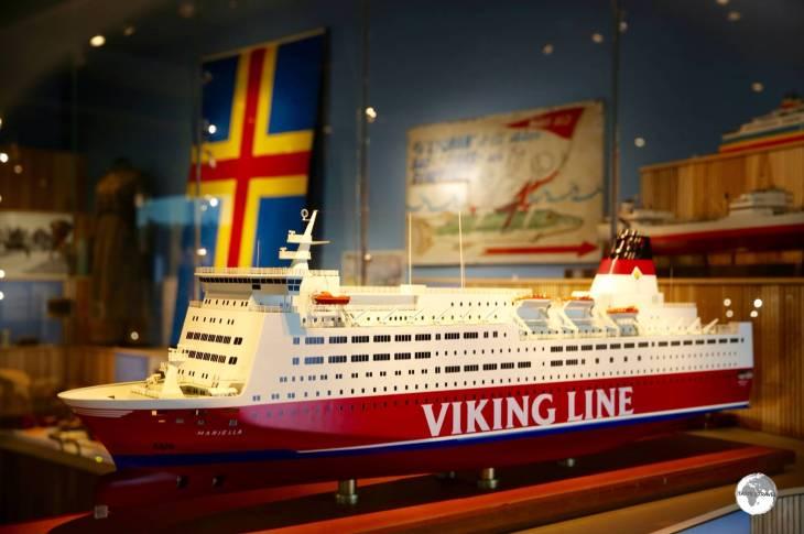 Åland Museum in Mariehamn.