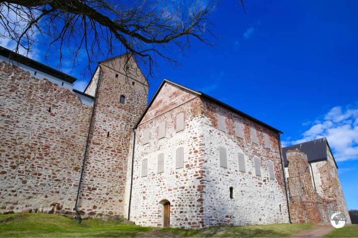 During the Middle ages, Kastelholm Castle played a key role in the expansion of the Swedish Empire.