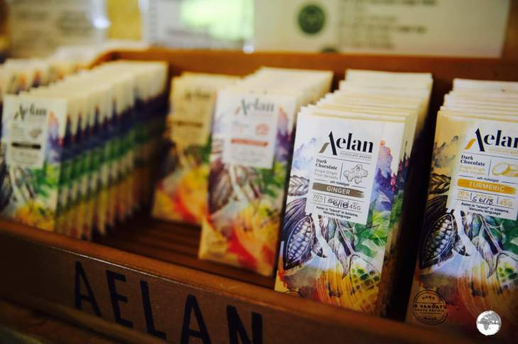 Vanuatu Travel Guide: Aelan Chocolate factory