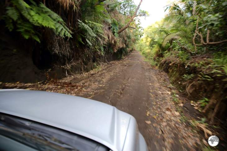 Most roads on Tanna are un-signposted, rough, 4WD tracks. Not surprisingly, there are no rental cars on the island.