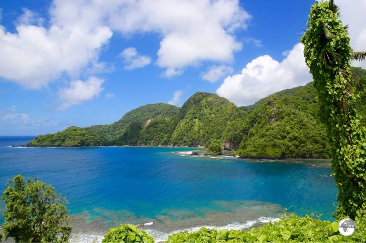 American Samoa National Park.