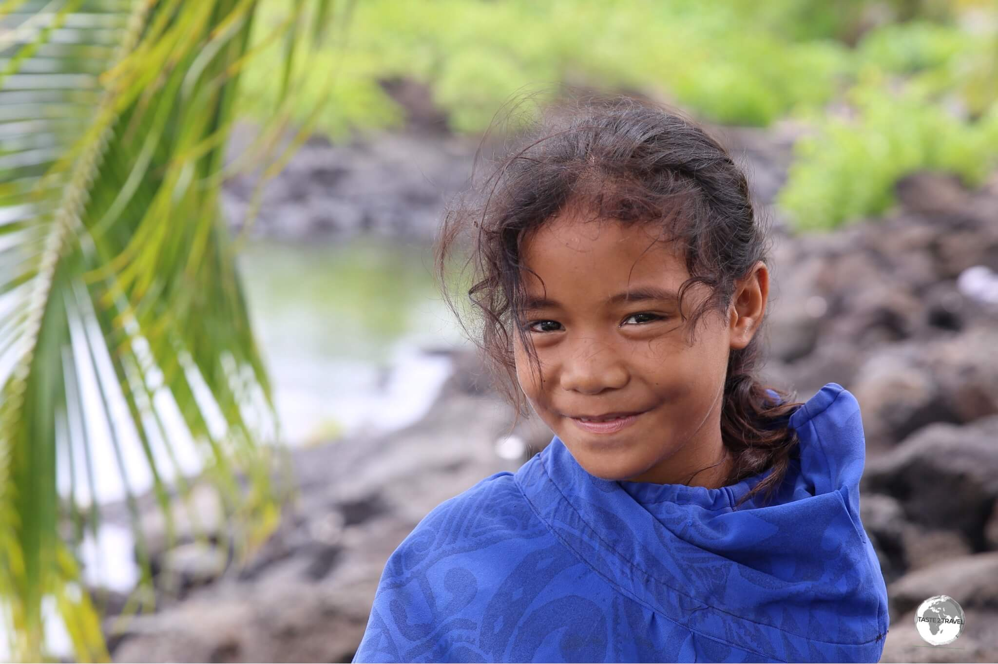 Almost all Samoans are Polynesians and are some of the nicest people you could ever hope to meet.