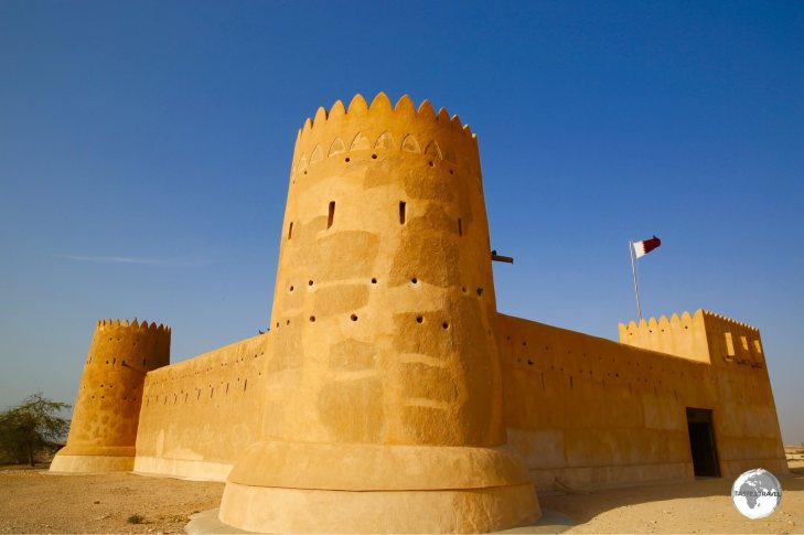 The spectacular Al Zubara Fort is worth the drive from Doha.