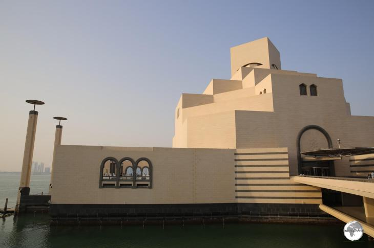 The IM Pei-designed Museum of Islamic Art is a 'must see' attraction.