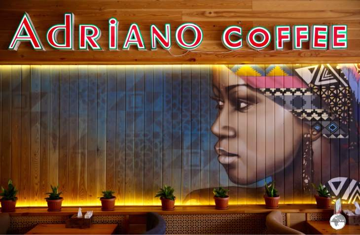 There's only one place in Bishkek for a proper coffee – Adriano Coffee.