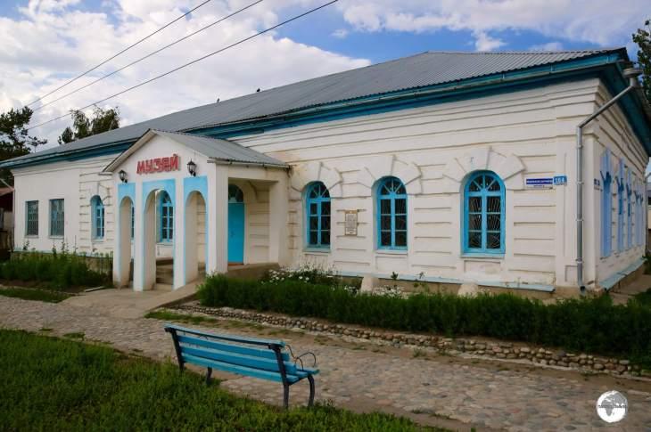 The Karakol Historical Museum.