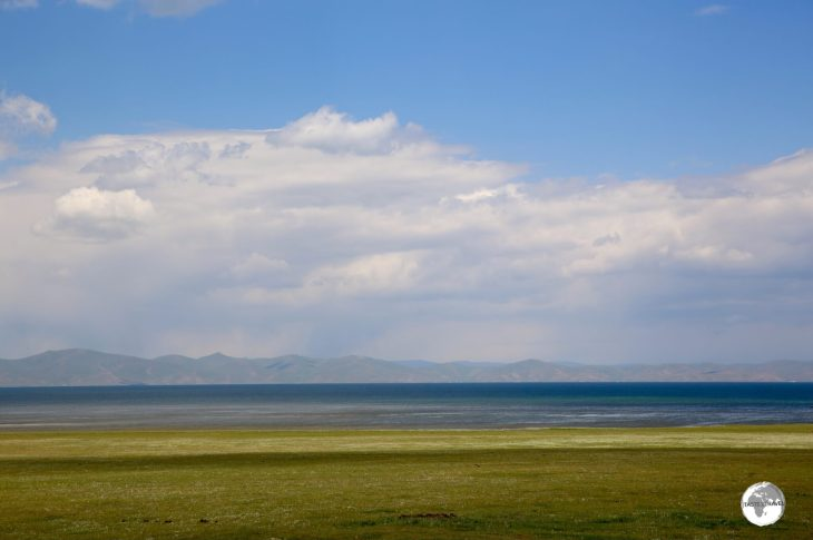 One of the highlights of Kyrgyzstan, lake Son-Kul is located at 3,016 m and is only accessible during the summer months.