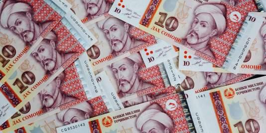 Currency: Tajikistani Somoni