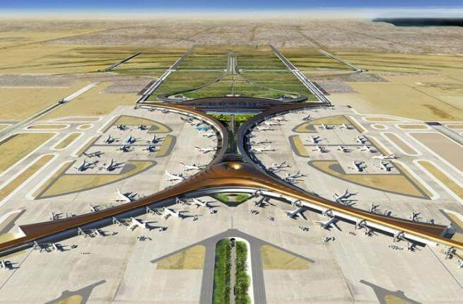 The new terminal at Jeddah Airport was recently inaugurated by King Salman. Source: https://www.argaam.com