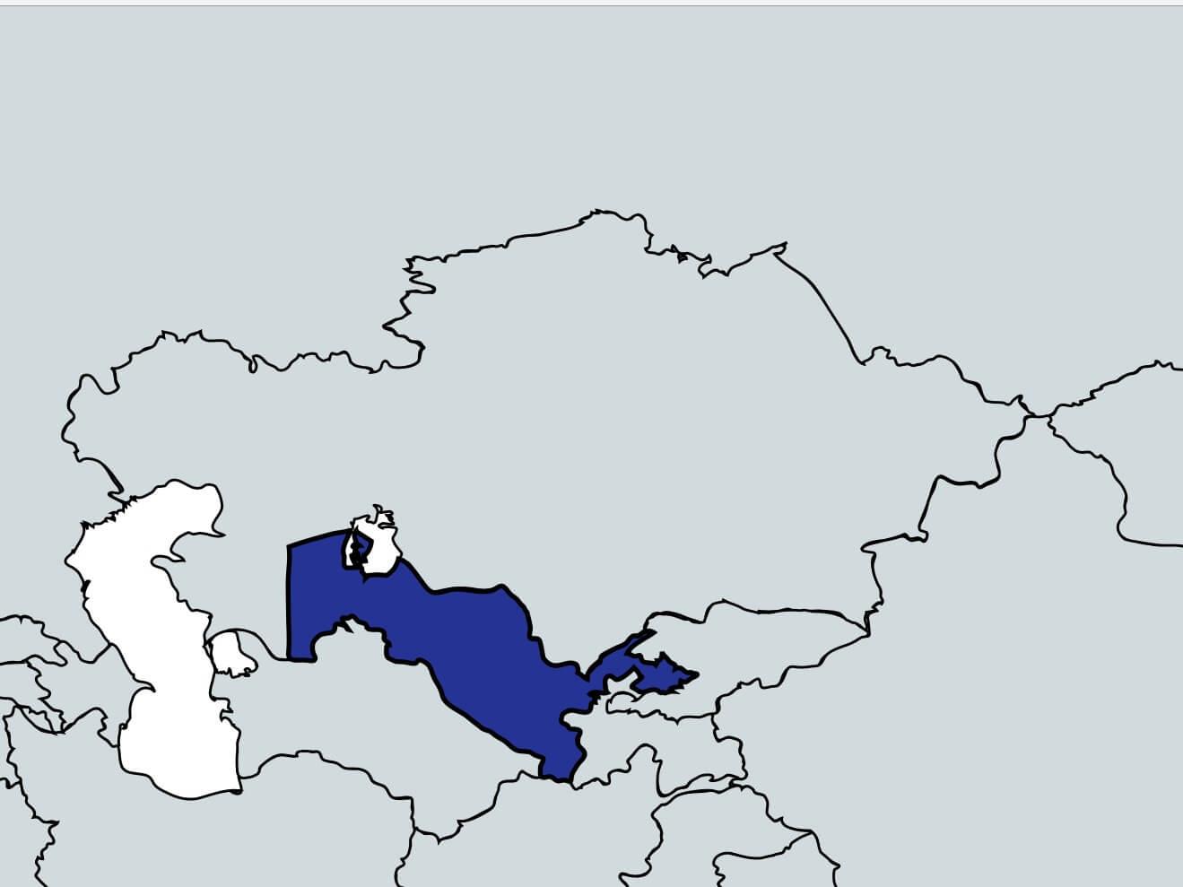 Travel Quiz 18: Which Country? Uzbekistan