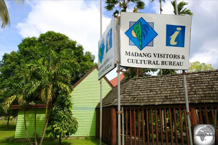 The Madang Visitors and Cultural centre.