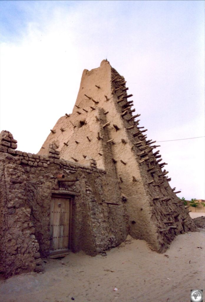 Sankoré Madrasah is one of three ancient centres of learning in Timbuktu.