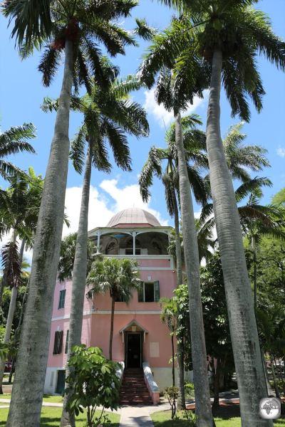 Nassau Library and Museum, Nassau.