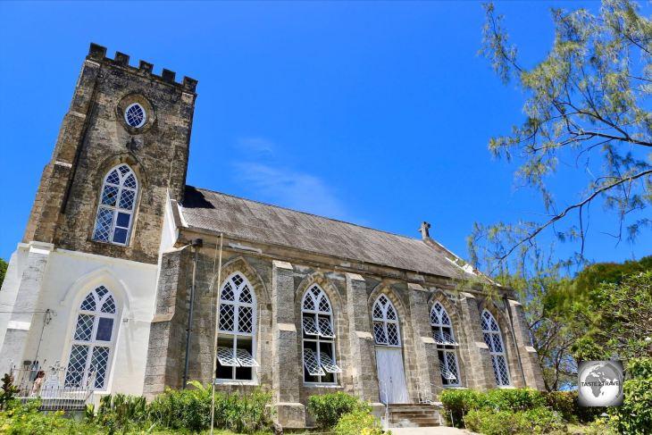 St. Andrew's Parish Church, Barbados.