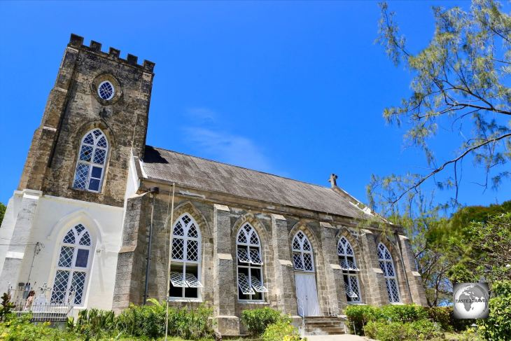 St. Andrew's Parish Church, Barbados.