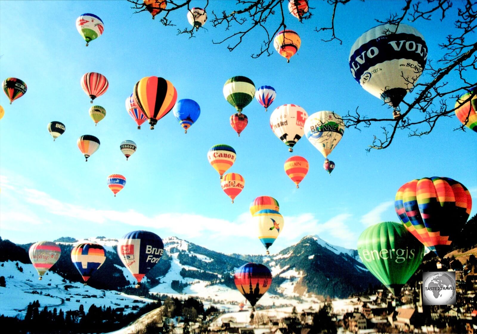 Balloon Festival Switzerland
