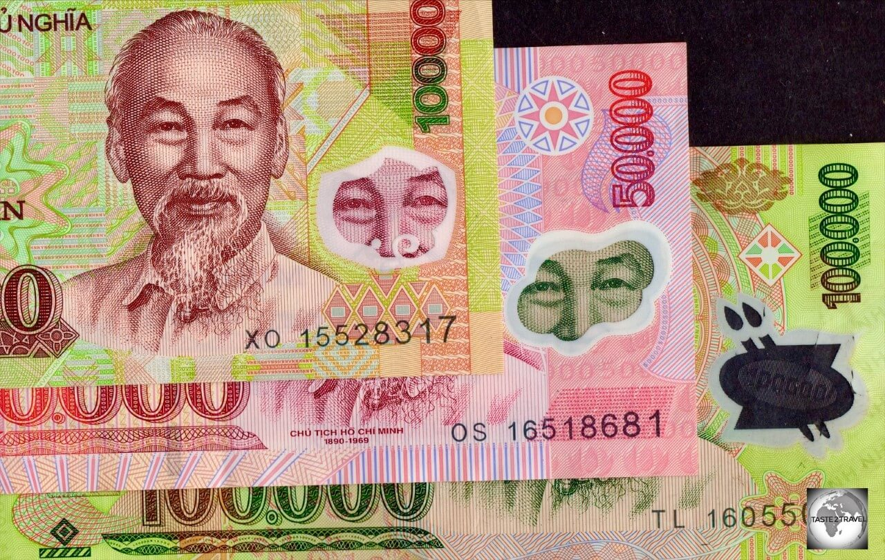 Currency Vietnam Dong
