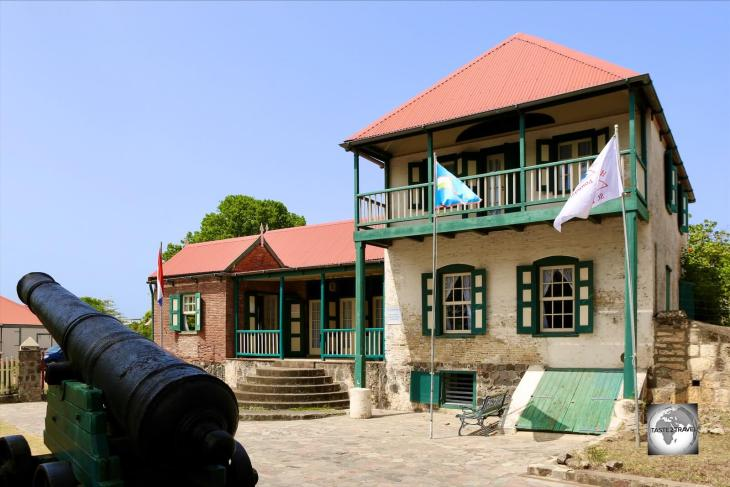 The St. Eustatius Historical Foundation Museum.