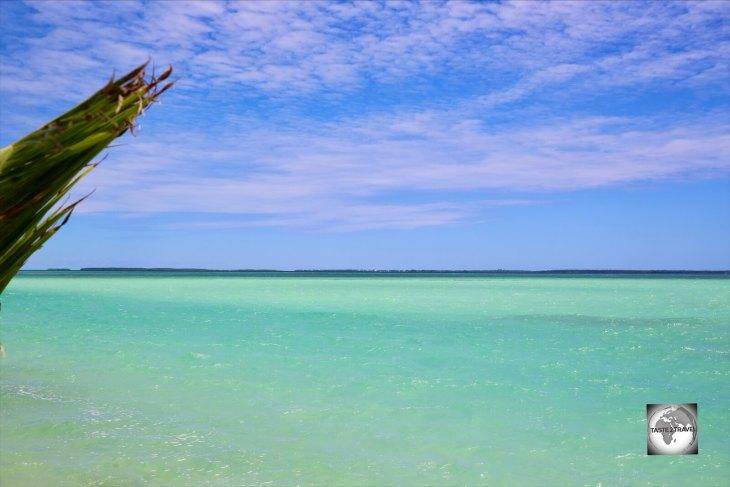 Home Island Beach, Cocos (Keeling) Islands.