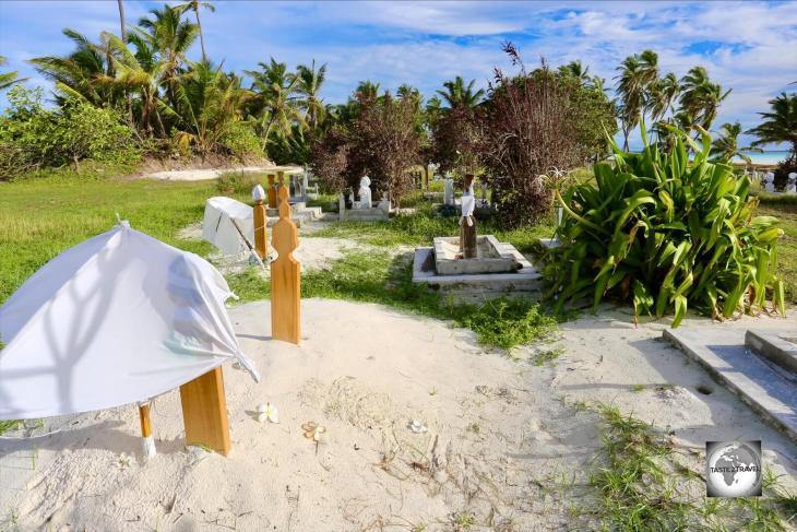 Home Island Muslim Cemetery, Cocos (Keeling) Islands.