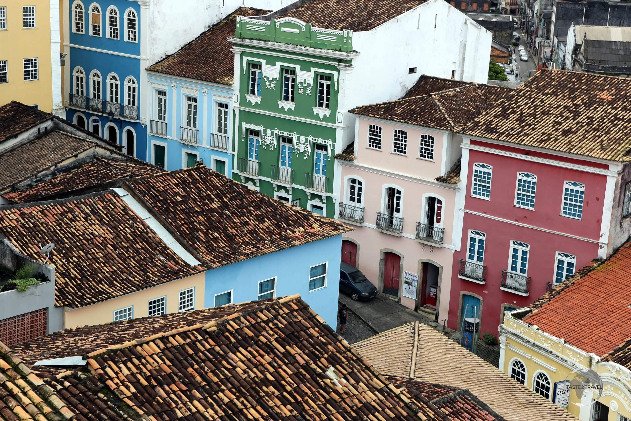 Founded by the Portuguese in 1549, the city of Salvador is the capital of the Brazilian state of Bahia and is an important centre for Afro-Brazilian culture.