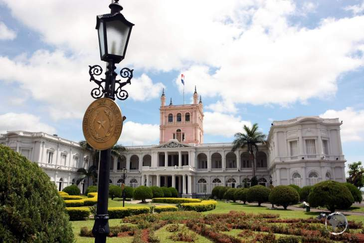 Located in the heart of the capital, Asunción, 'Palacio de López' serves as a workplace for the President of Paraguay, and is also the seat of the government of Paraguay.