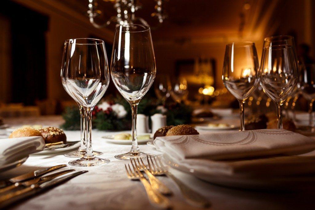 Thanksgiving Restaurants in Vegas
