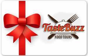 Taste Buzz Gift Card
