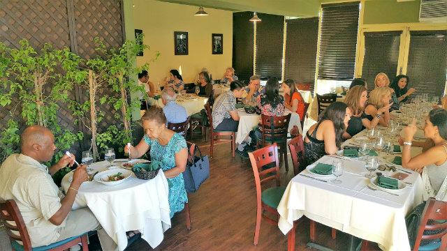 Elia Authentic Greek Gaverna Interior
