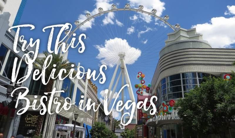 Delicious Bistro in Vegas