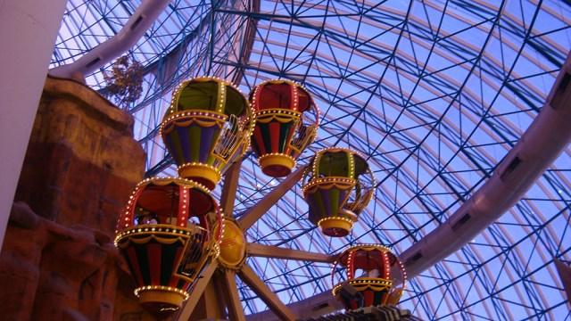 Adventuredome Ferris Wheel Las Vegas