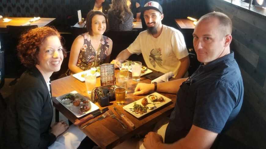 Food Tour From Las Vegas
